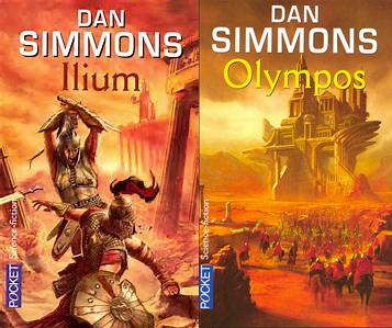 Ilium et Olympos, avis de lecture