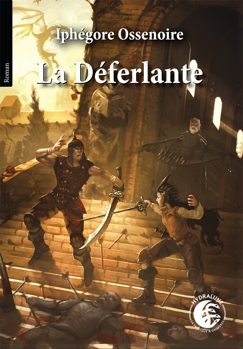 Sortie de La Déferlante, d'Iphégore Ossenoire
