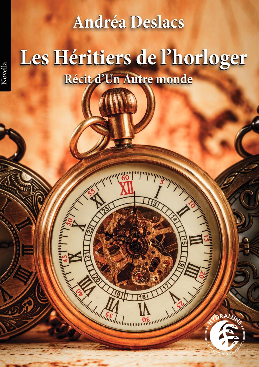 Sortie de Les Héritiers de l'horloger, d'Andréa Deslacs
