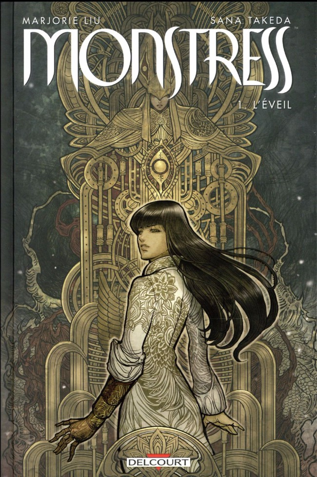 Monstress, avis de lecture