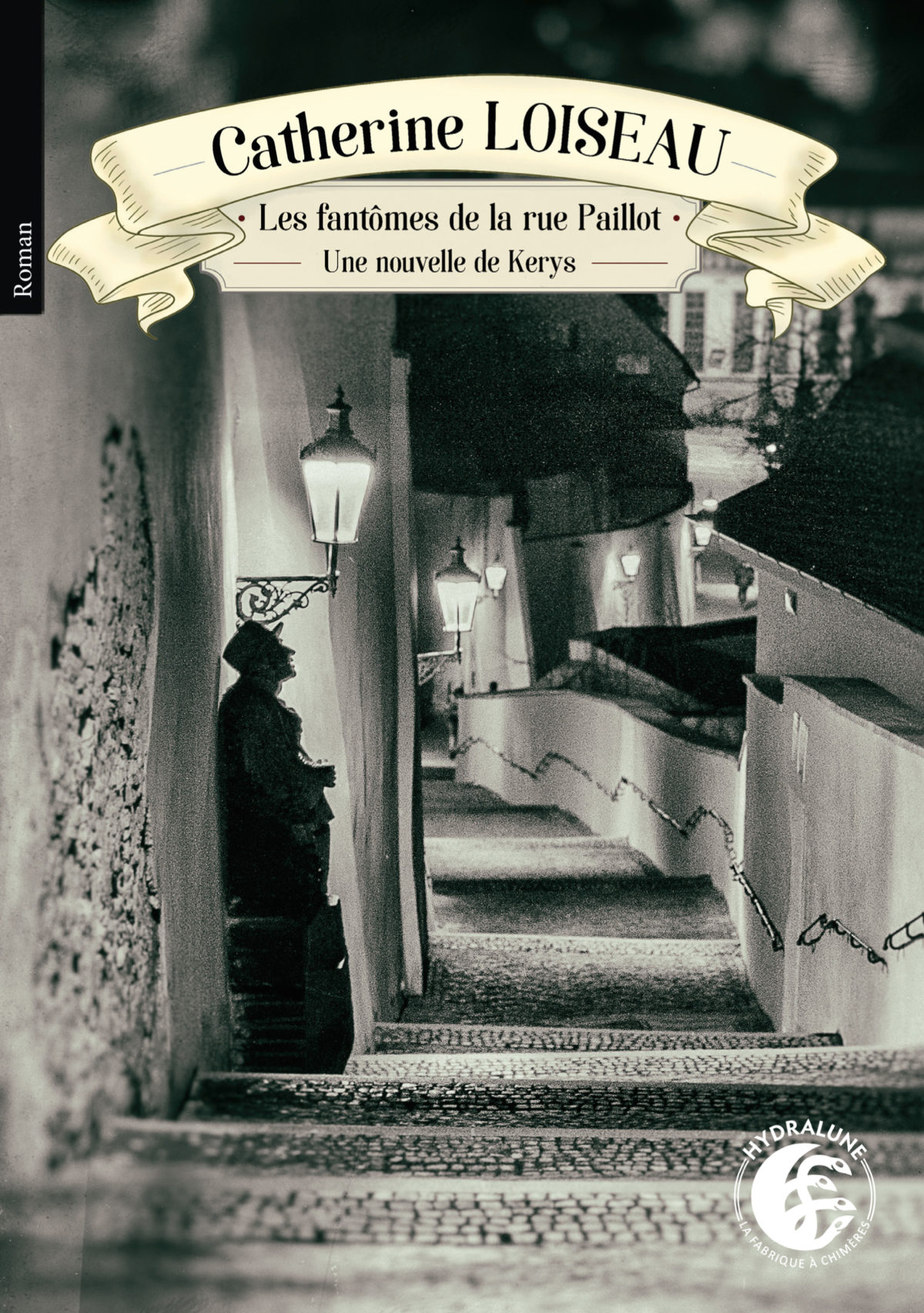 Sortie de Les fantômes de la rue Paillot, de Catherine Loiseau