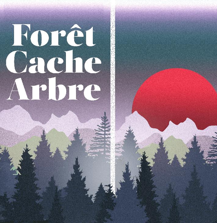 Forêt/Cache/Arbre, avis de lecture
