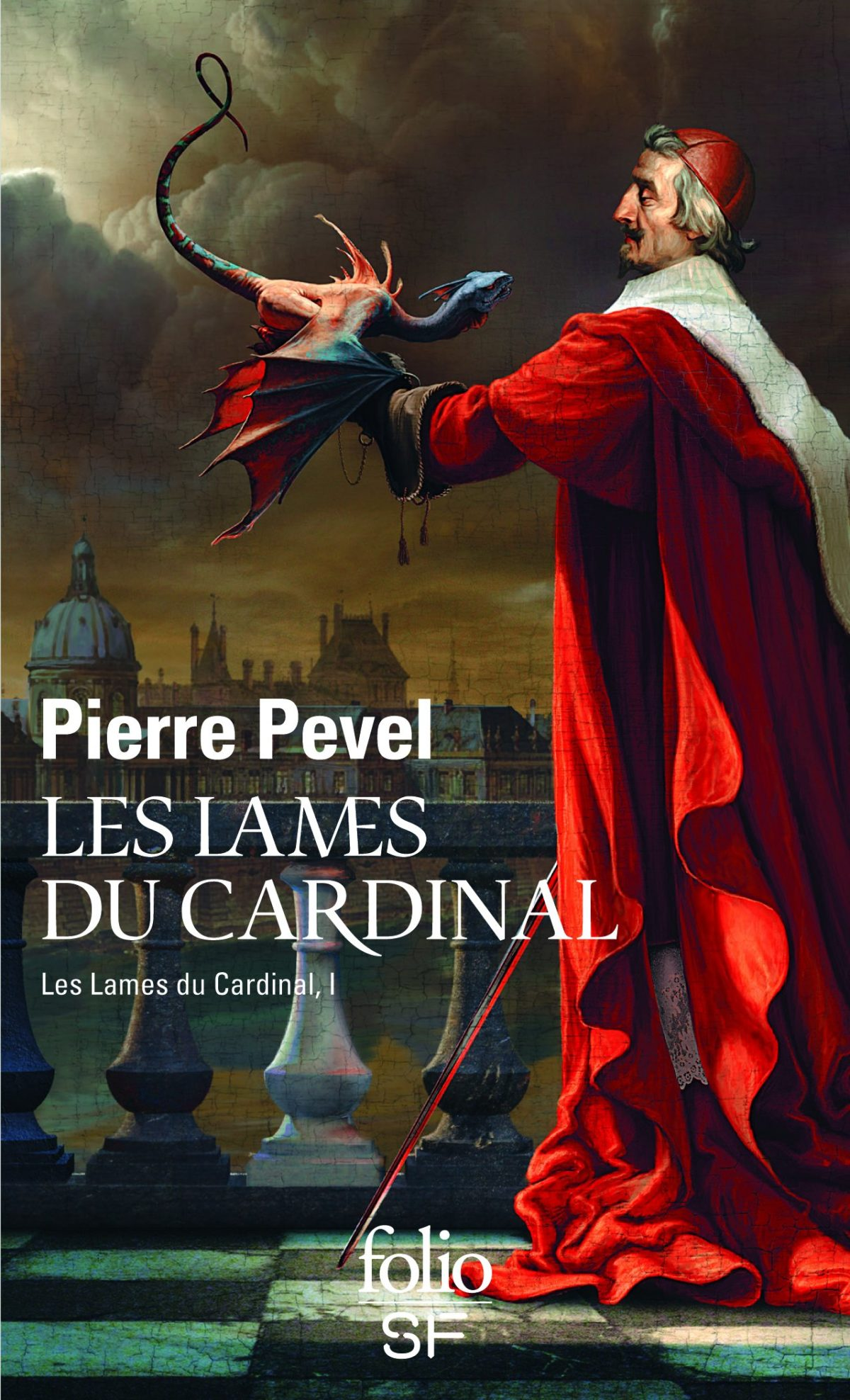 Les Lames du Cardinal, avis de lecture